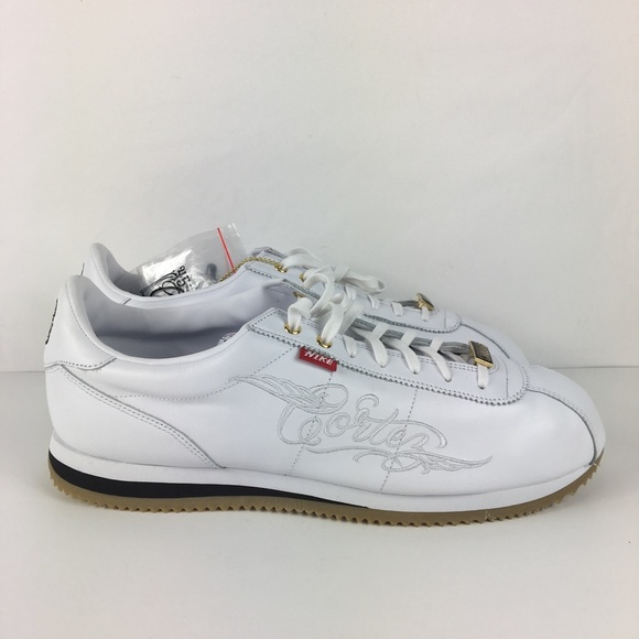 huge selection of 8156a 5e19d Nike X Mister Cartoon Cortez QS Mens Size 13 white NWT